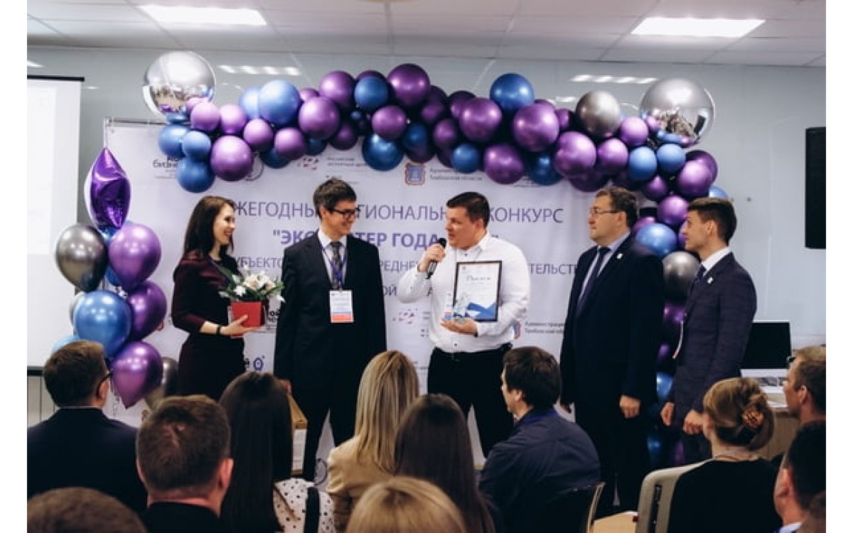 Successful entrepreneurs of 2019 were celebrated in the Tambov region